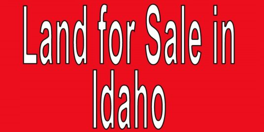 Buy Land in Idaho. Search land listings in Idaho. ID land for sale.