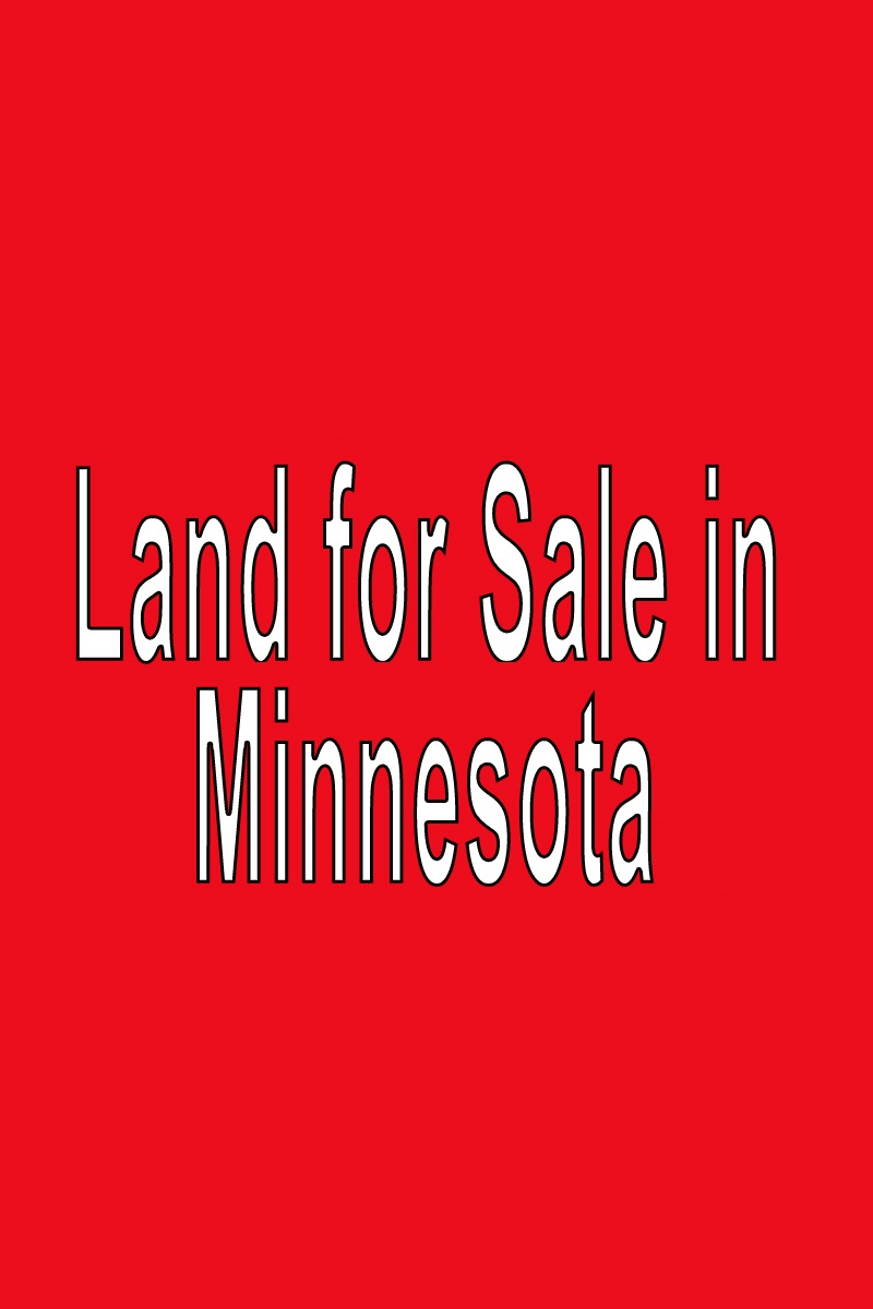 buy land in minnesota