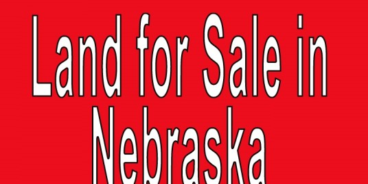 Buy Land in Nebraska. Search land listings in Nebraska. NE land for sale.