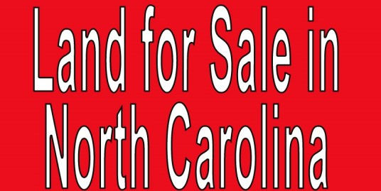 Buy Land in North Carolina. Search land listings in North Carolina. NC land for sale