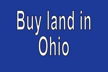 Land for sale in Ohio Search real estate land for sale in Ohio Buy cheap land for sale in Ohio
