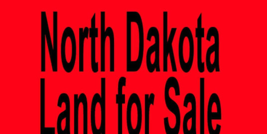 North Dakota land for sale Fargo ND Bismarck ND Buy North Dakota land for sale in Fargo ND Bismarck ND Buy land in ND