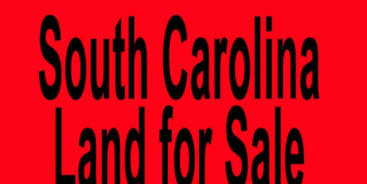 South Carolina land for sale Columbia SC Charleston SC Buy South Carolina land for sale in Columbia SC Charleston SC Buy land in SC