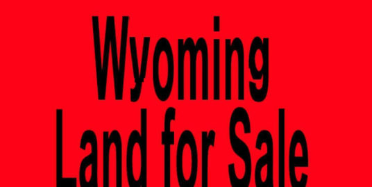Wyoming land for sale Cheyenne WY Casper WY Buy Wyoming land for sale in Cheyenne WY Casper WY Buy land in WY